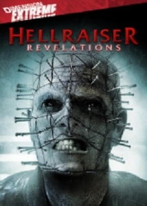 Hellraiser DVD artwork